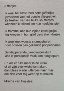 juffertjes-tekst